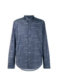 Emporio Armani Denim Shirt