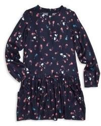 Tartine et Chocolat Toddler Little Girls Printed Dress