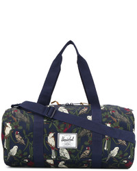 Herschel Supply Co Bird Print Holdall