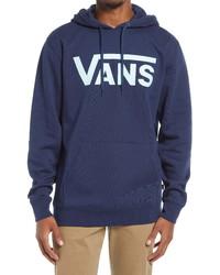 Vans Classic Ii Logo Hooded Sweatshirt