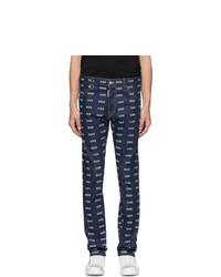 DSQUARED2 Blue Cool Guy Logo Jeans