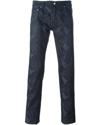 Kenzo Printed Jeans