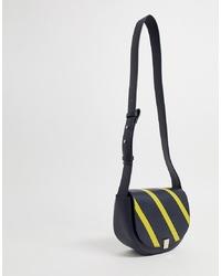 French Connection Claudia Bloc Stripe Handbag