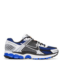Nike Blue And White Zoom Vomero 5 Sp Sneakers