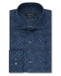 Bugatchi Classic Fit Print Button Up Shirt