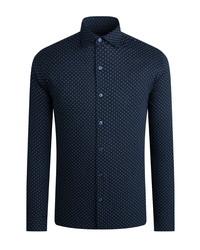 Bugatchi Long Sleeve Sport Shirt