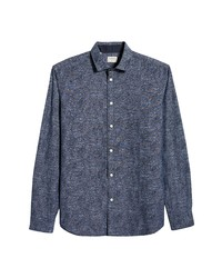 Selected Homme Mark Slim Fit Button Up Shirt