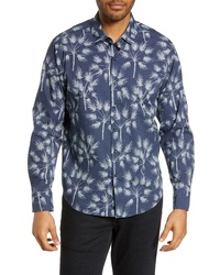 Tommy Bahama Palm Blanc Classic Fit Sport Shirt
