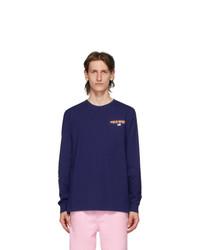 Polo Ralph Lauren Blue Long Sleeve T Shirt