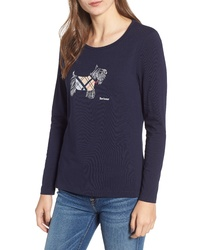 Barbour Galloway Graphic Tee