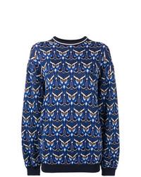 Chloé Oversized Owl Knit Sweater