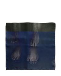 Feet Photographic Print Pocket Square