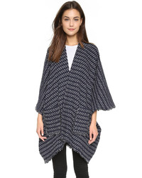 Elizabeth and James Jerrison Poncho