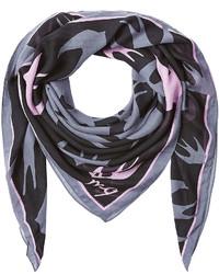 Mcq alexander mcqueen printed scarf medium 799519