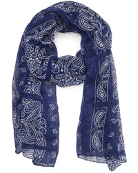 Forever 21 Paisley Print Scarf