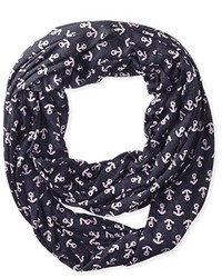 Sperry Top Sider Infinity Anchor Print Scarf