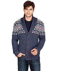 Lucky Brand Lodge Cardigan Sweater
