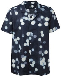 Paul Smith Ps By Printed Shortsleeved Shirt
