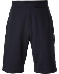 Emporio Armani Logo Print Sweat Shorts