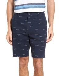 Lauriston print twill shorts medium 4106936