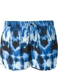 MICHAEL Michael Kors Michl Michl Kors Blotchy Print Shorts