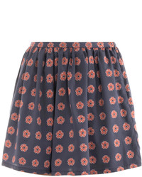 Opening Ceremony Rose Print Shorts