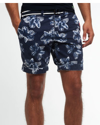 Superdry International Print Chino Shorts