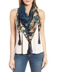 Timmie print silk scarf medium 4136614