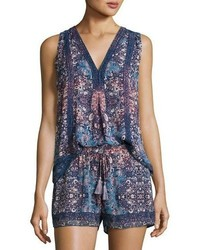 6aa264e36c0cd Joie Axton Printed Silk Blouse Out of stock · Joie Adelcie Sleeveless Silk  Printed Top