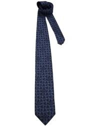 Versace Medusa Circles Tie