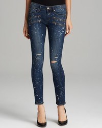 Paige Denim Jeans Edgemont Ultra Skinny In Corrosion