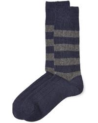 Church's Churchs Printed Socks With Cashmere