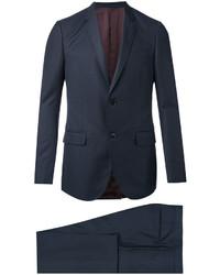 Gucci Monaco Selvage Dot Print Suit