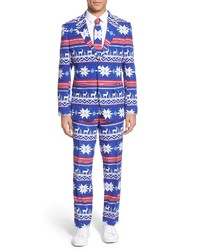 OppoSuits Rudolph Holiday Suit Tie