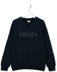 Kenzo Kids Logo Print Sweatshirt