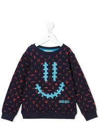 Kenzo Kids Smiley Sweatshirt
