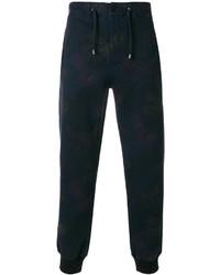 Etro Drawstring Printed Track Pants