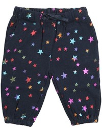 Stella McCartney Stars Print Organic Cotton Jogging Pants