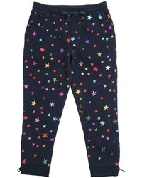 Stella McCartney Stars Printed Cotton Jogging Pants