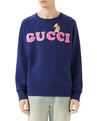 Gucci Animal Graphic Sweatshirt