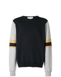 Marni Contrasting Panel Sweater