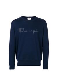 Paolo Pecora Perforated Logo Sweatshirt