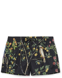 278cfabccce68 ... Dolce   Gabbana Short Length Printed Swim Shorts