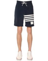 Thom Browne Stripes Printed Nylon Swim Shorts