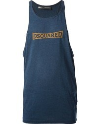DSquared 2 Branded Tank Top