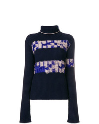 Calvin Klein 205W39nyc Inside Out Effect Sweater