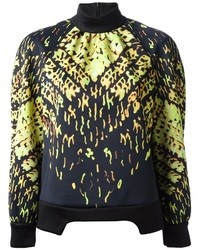 Peter Pilotto Nikolett Printed Sweater