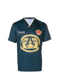 Versace Logo Baroque T Shirt