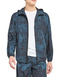 Theory Joakim Marble Hooded Jacket