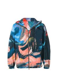 Alexander McQueen Zipped Up Sports Jacket